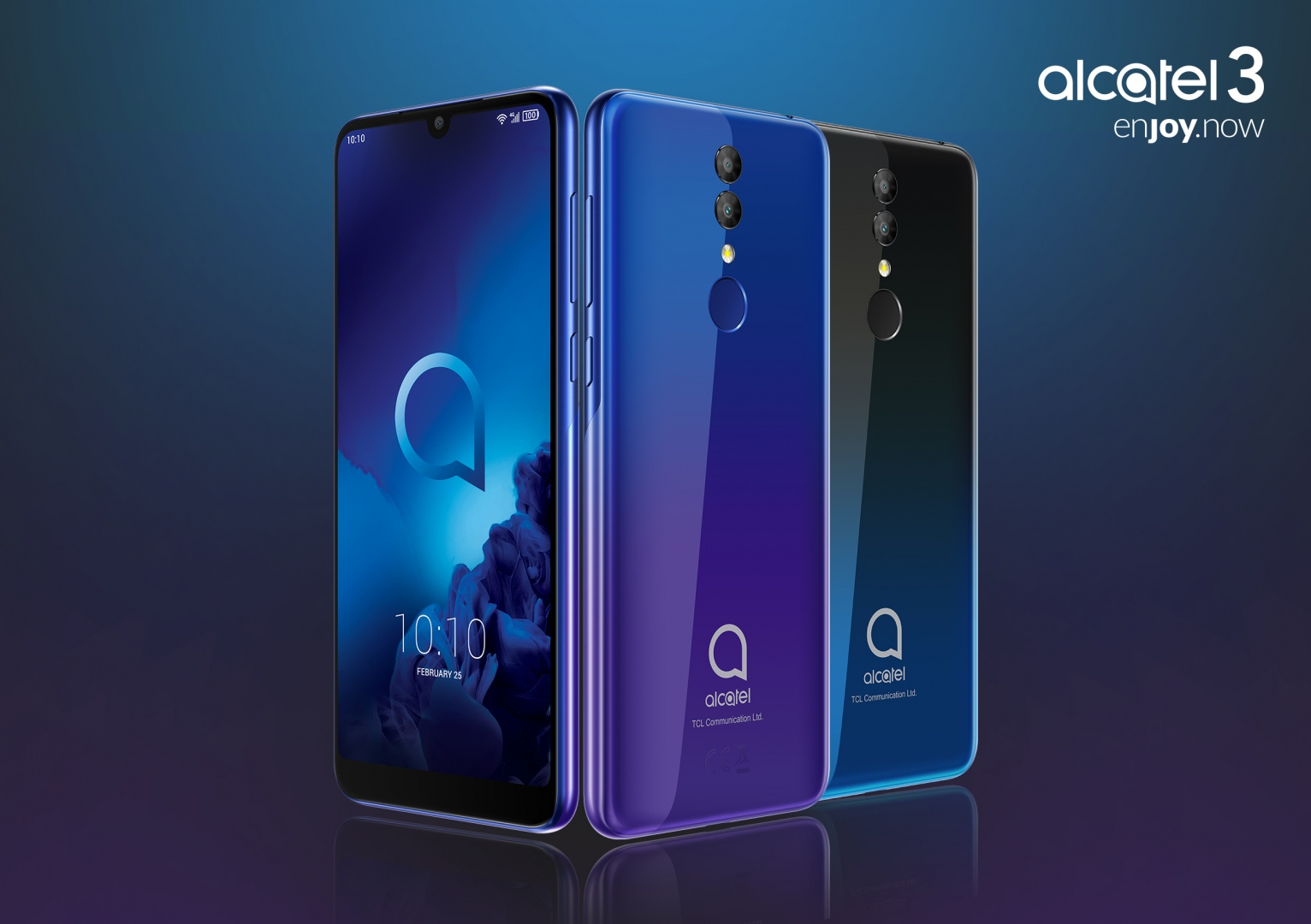 Alcatel Refreshes It's Lineup With The 1S, 3 And 3L