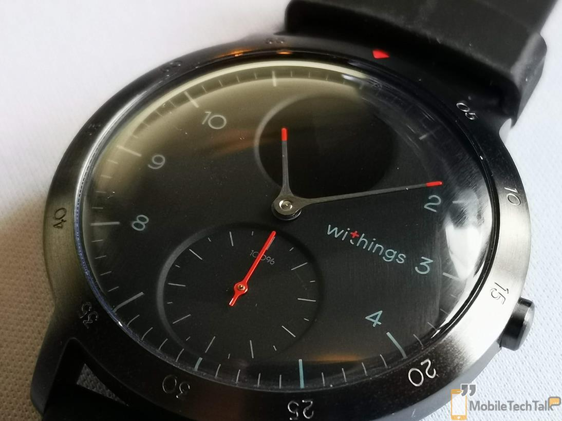 Withings Steel HR Sport