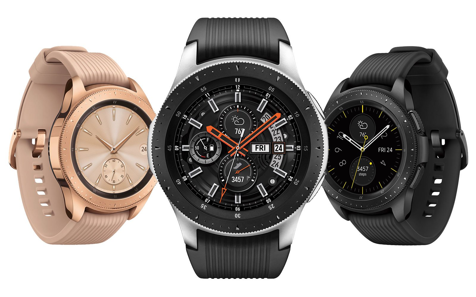 Samsung Galaxy Watch 4G Available From Vodafone UK