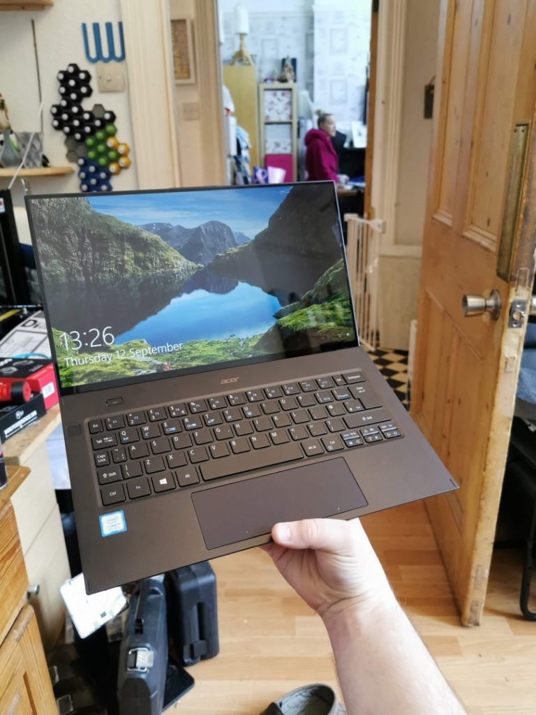 Acer Swift 7 Review