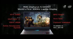 Zephyrus S GX701
