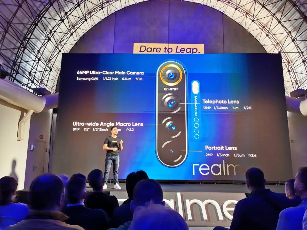 Realme Launch