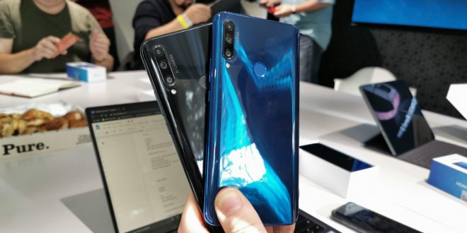 Honor UK Launches the Honor 9X