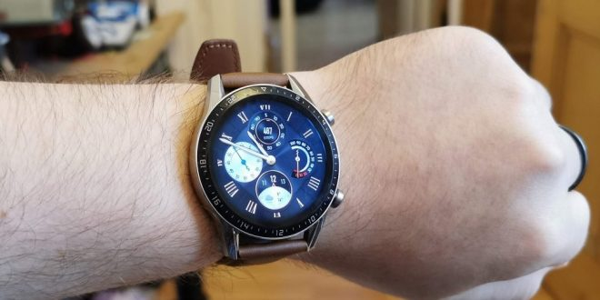 Huawei Watch GT2 Review: Still just a fancy Fitness watch