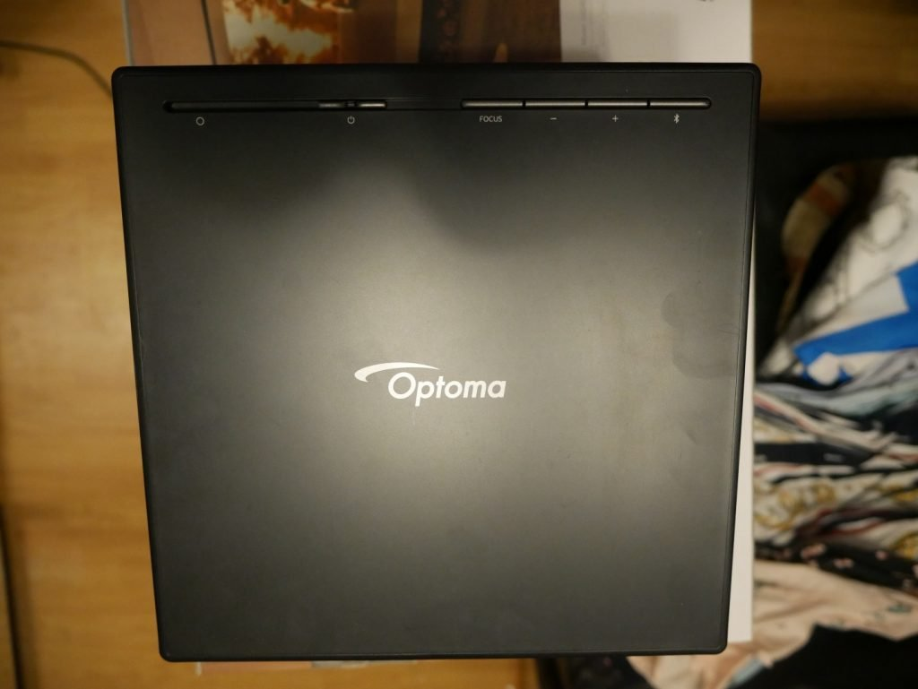 Optoma UHL55 Review