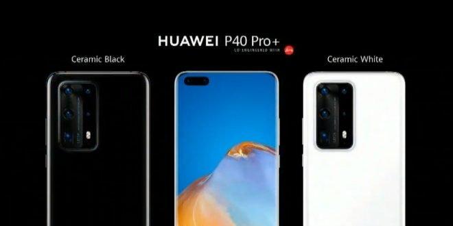 Huawei announces the P40 series of smartphones, Camera dominance once again.