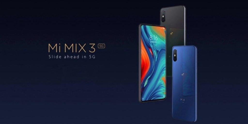 Mi Mix 3 5G