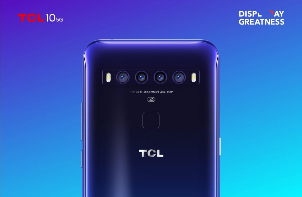 TCL 10 series announcement