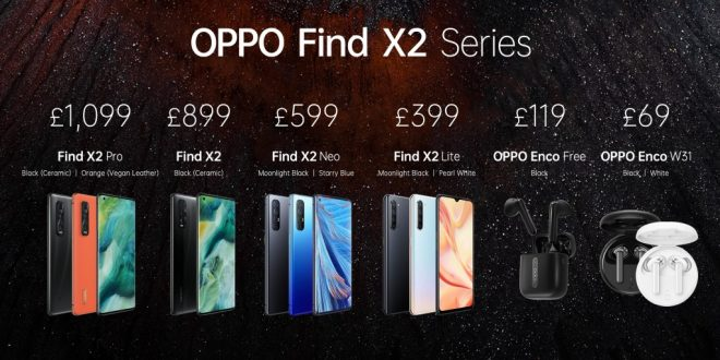Oppo Find X2 Series Digital Launch – Uncover the Ultimate
