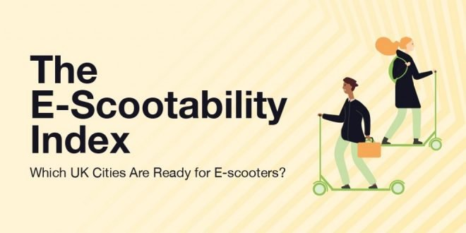 E-Scooters – Is Your City Ready For Them?