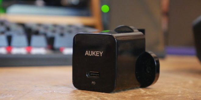 Aukey PA-Y18 Review: Teeny tiny USB-PD Powerhouse