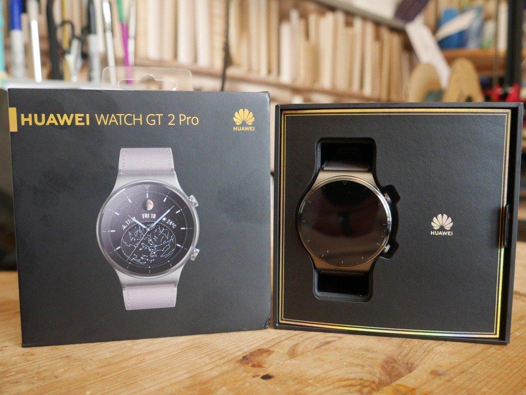 Huawei Watch GT2 Pro Revirew