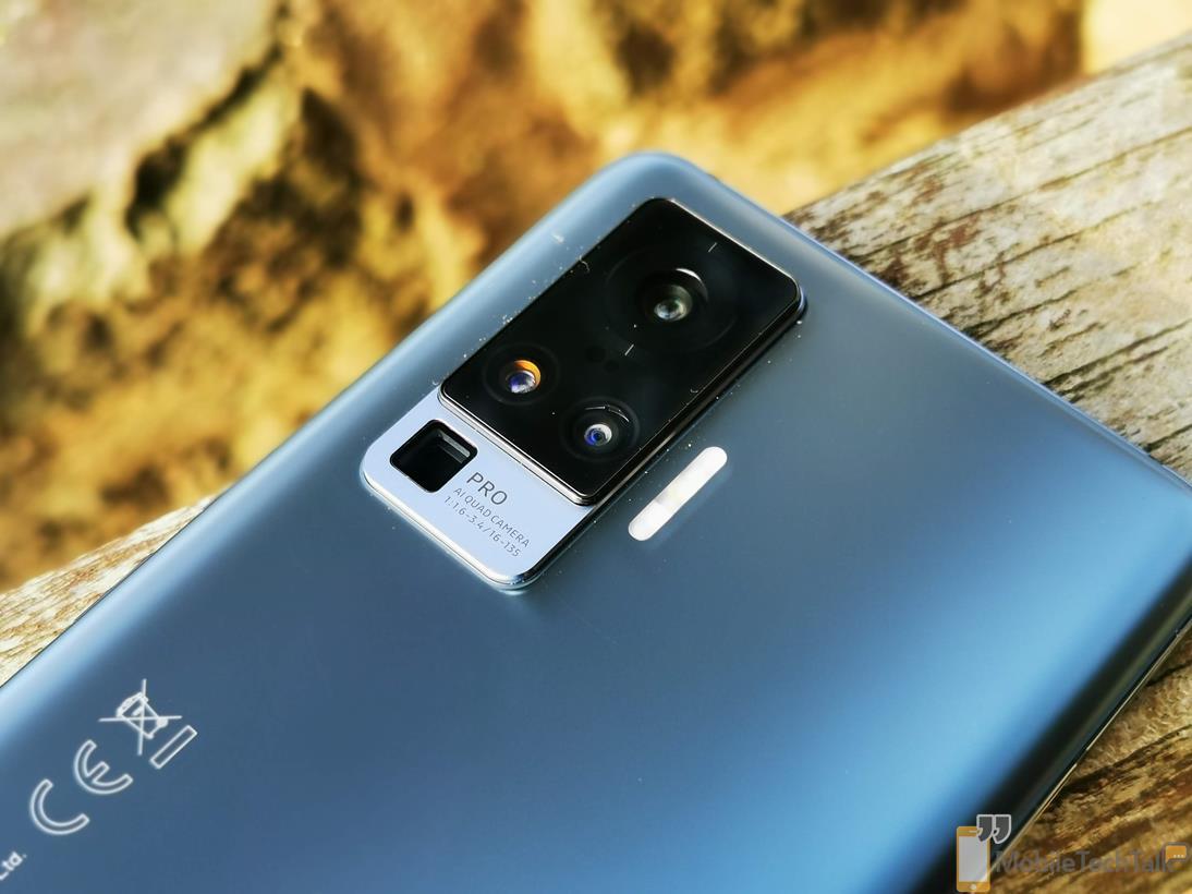 Vivo X51 5G camera