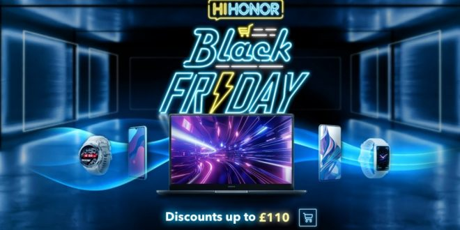 Honor's Black Friday 2020 Deals