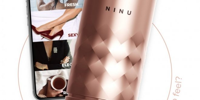 NINU Perfume – The Perfume of the Future #CES2021